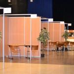 Panneaux modulaires stand d'exposition