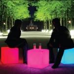cube umineux