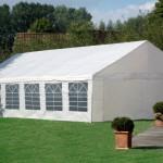Tente blanche
